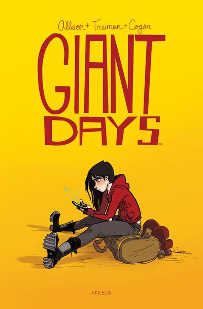 GIANT DAYS T1